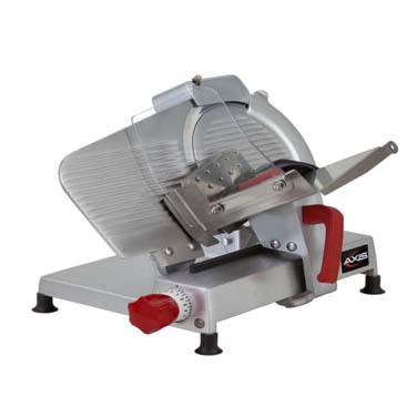 "Axia AX-S12 ULTRA Food Slicer, Manual, 12"" Dia. Blade, 0.50 HP, 120v/60/1-ph"