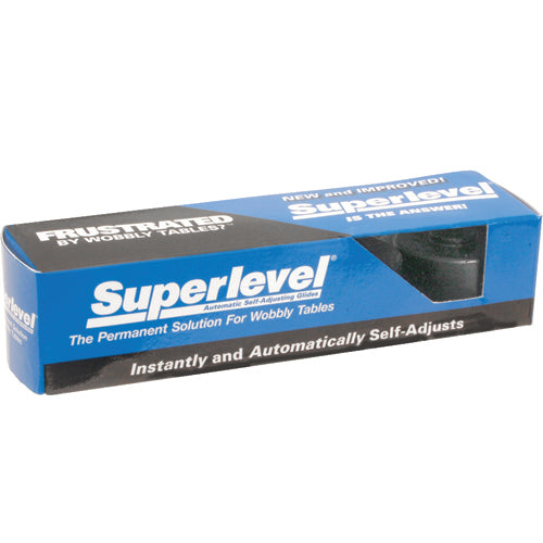 "FMP 121-1144 Superlevel Point of Purchase Display Box, 1/4"" - 20 thread, includes (18) 4-packs"