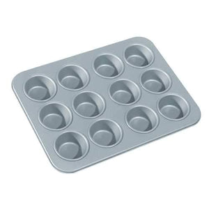 Fox Run 4455 muffin pan 12 x 5