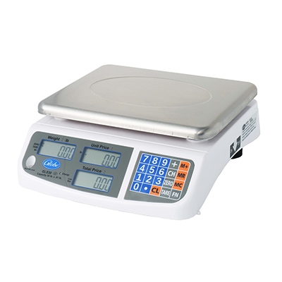 Globe GLS30 Price Computing Scale 30 lb., 115v/60/1-ph