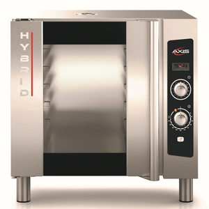 Axis AX-HYBRID Convection Oven, Electric, with Humidity, Full Size