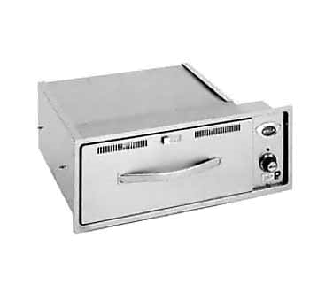 Wells RW-26HD Heavy Duty Food Warming Drawer Unit, built-in, two drawers, 120v/60/1-ph