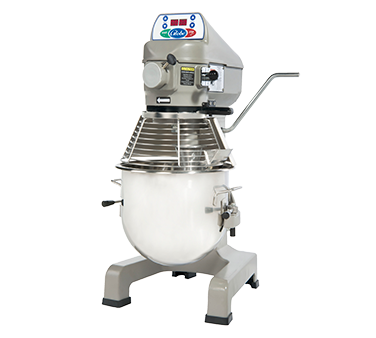 Globe SP20 Planetary Mixer, 20 qt., bench model, 3-speed