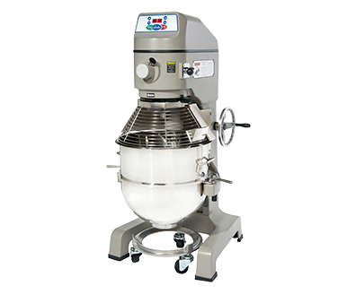 Globe SP60 Planetary Mixer, 60 qt., floor model, 3-speed