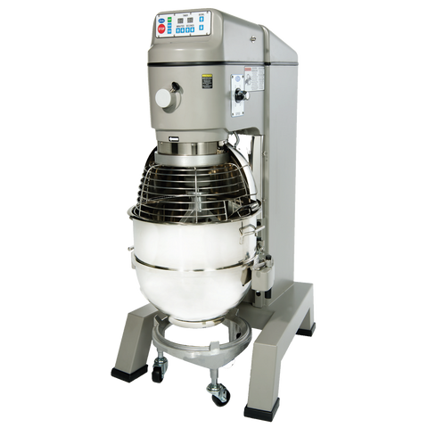 Globe SP80Pl Planetary Mixer, 80 qt., floor model