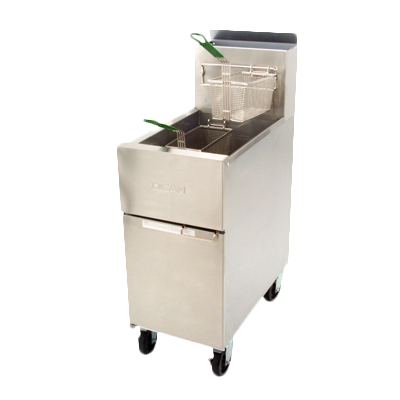 Dean SR142G Super Runner Value Gas Floor Fryer