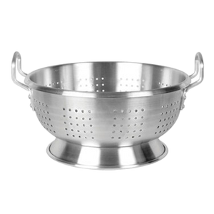 Thunder Group ALHDCO101 Heavy Duty Aluminum Colander 12qt