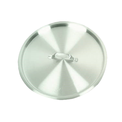 Thunder Group ALSKSP105 24Qt Stock Pot Lid, Aluminum