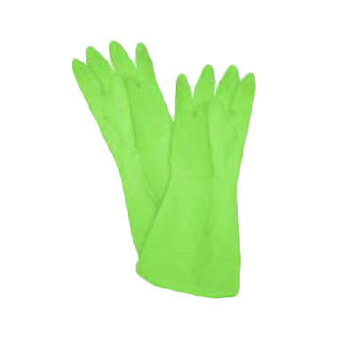 Thunder PLGL004GR Latex Gloves
