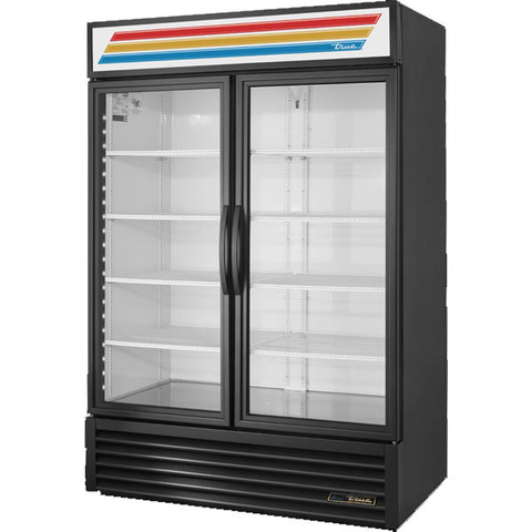 True GDM-49-HC~TSL01 Refrigerated Merchandiser, Two-Section