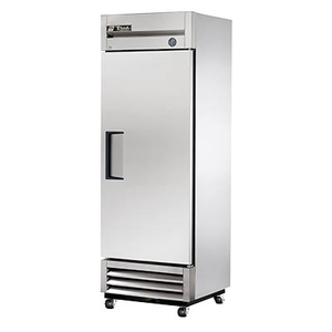 One-Section Reach-In Freezer 0°F, with (1) Solid Stainless Steel Door