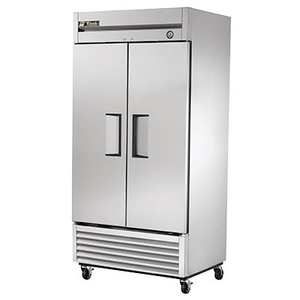 True T-35F-HC Freezer, Reach-in, -10° F, Two-Section