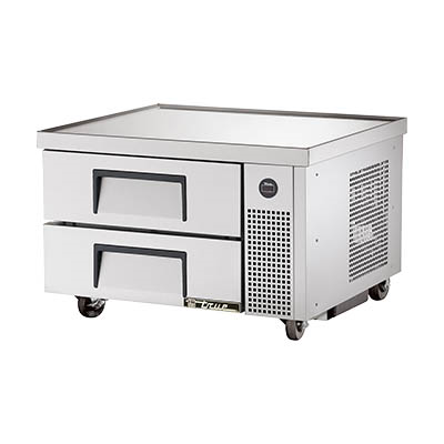 "True TRCB-36 Refrigerated Chef Base, 36-3/8""L"