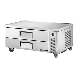 "True TRCB-52 Refrigerated Chef Base, 51-7/8""L"