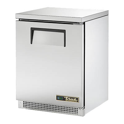 Undercounter Refrigerator, 33-38° F, One Section, 115v/60/1-ph