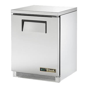 True TUC-24-HC Undercounter Refrigerator, 33-38° F, One Section