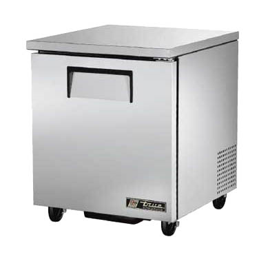 True TUC-27-HC Undercounter Refrigerator, 33-38° F, One Section