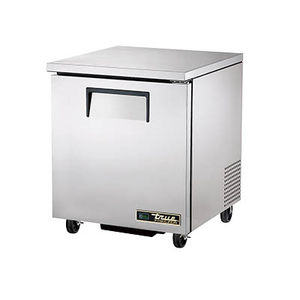 True TUC-27F-HC Undercounter Freezer, -10° F, One Section