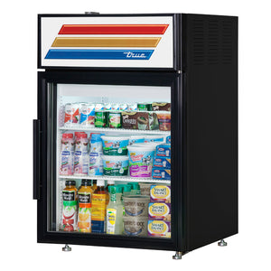 True GDM-05-HC-LD Countertop Refrigerated Merchandiser
