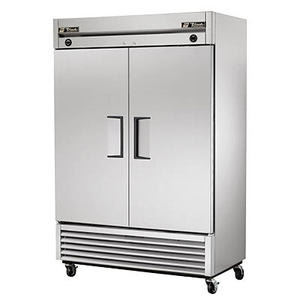 True T-49DT-HC Refrigerator/Freezer, Reach-in, Two-Section
