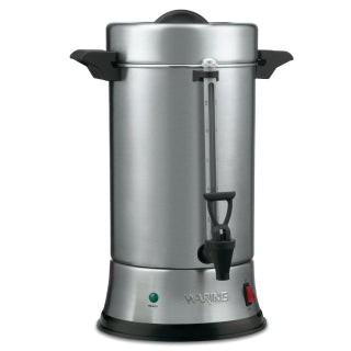 Waring WCU55 Coffee Urn 55 Cup Capacity, 120v/60/1-ph
