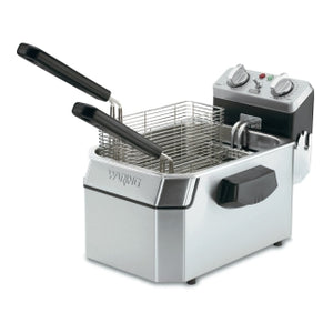 Waring WDF1000 Countertop Deep Fryer 10lb. Capacity, 120v/60/1-ph