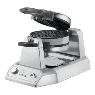 Waring WWD200 Double Classic Waffle Maker, 120v/60/1-ph, NSF