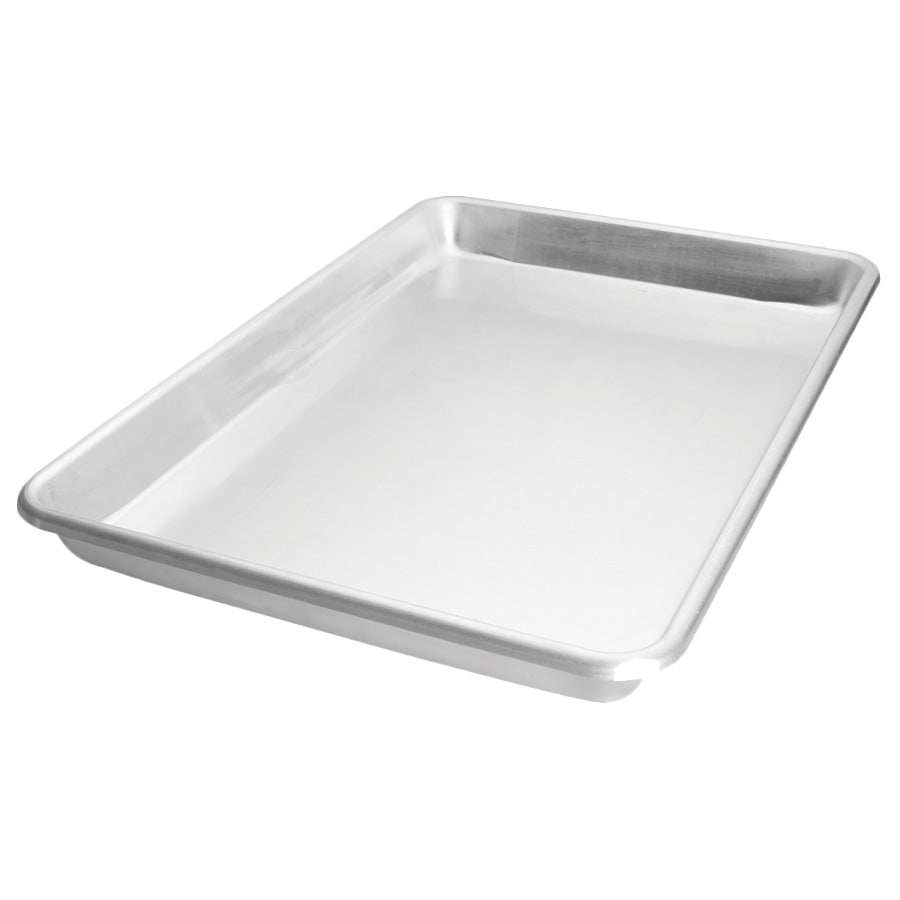 "Winco ALRP-1826 Bake/ Roast Pan 17-3/4"" x 25-3/4"" x 2-1/4""D"