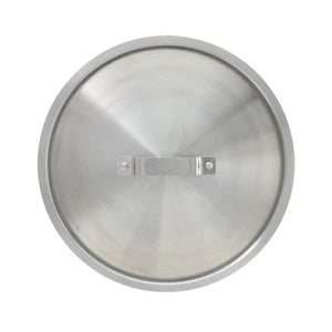 "Winco AXS-20C 12"" Aluminum Pot / Pan Cover"