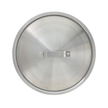 "Winco AXS-60C 17"" Aluminum Pot / Pan Cover"