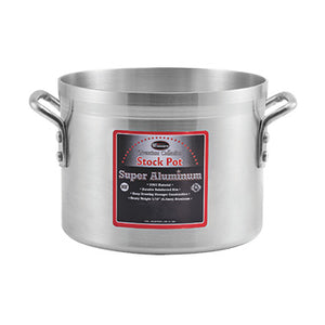 Winco AXS-60 Aluminum  Stock Pot 60qt