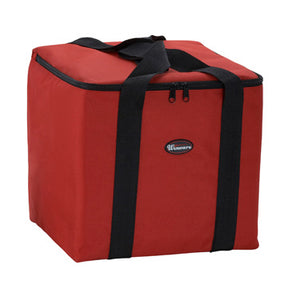 "Winco BGDV-12 Insulated Food Delivery Bag, 12"" x 12"" x 12"""