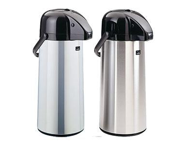 Zojirushi AAPE-22 Air Pot Beverage Dispenser, Capacity 74 oz. / 2.2 liters, Heat Retention* 169°F for 10 hrs. / 145°F for 24 hrs.