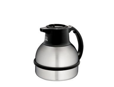 Zojirushi SH-DE19A, Decaf Lid, Stainless Steel Coffee Server, Decaf, Capacity 62 oz. / 1.83 liters, Dimensions (Diameter x Height) 7-1/8 x 7-7/8 inches, Heat Retention* 169°F for 10 hrs. / 136°F for 24 hrs.