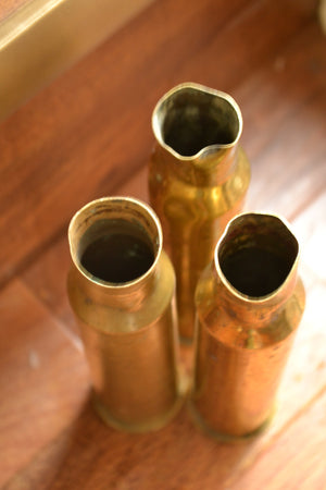 Small Brass Shells