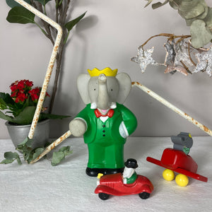 Babar Elephant collection (sold individually)