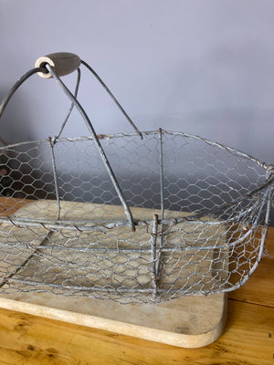 Large egg or oyster basket