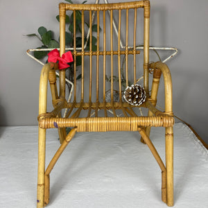 Children's Rattan Chair
