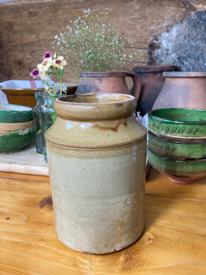 Earthenware Pot (Perfect Vase)