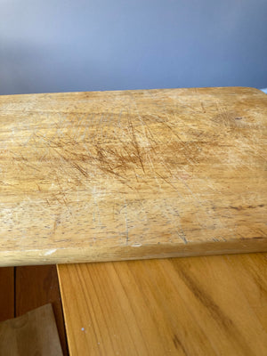 Wooden Chopping Board Rounded Edges