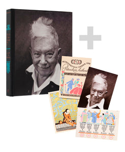 W. A. Dwiggins Book + Postcards
