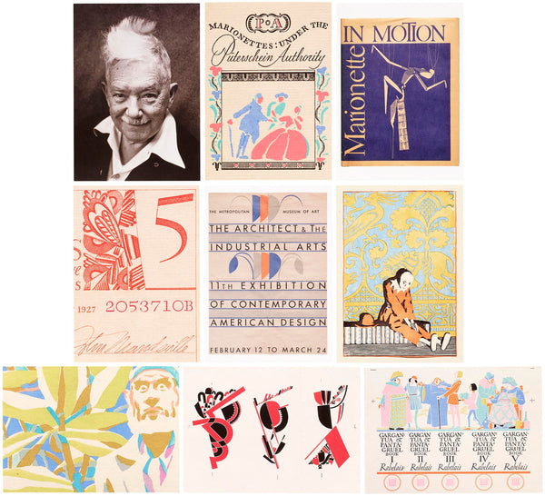W. A. Dwiggins Postcards