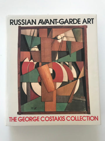 Russian Avant-Garde Art: The George Costakis Collection