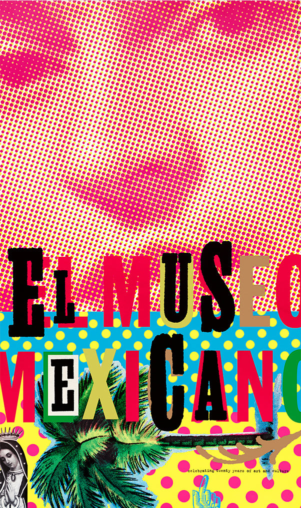 Mexican Museum Poster