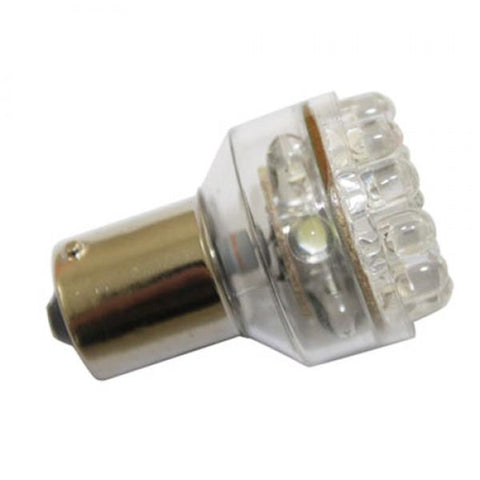 1156 7506 24 LED Turn Signal Tail Brake Car Light Bulbs 12V White