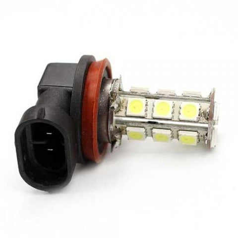 18 LED SMD Car Headlight Fog Light 12V White