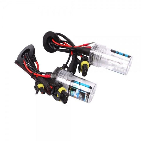 35W H7 4300K HID Xenon Car Lights Bulbs (Pair)
