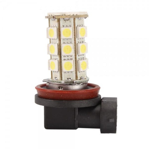 5050 H11 27 SMD LED Car Fog Light White