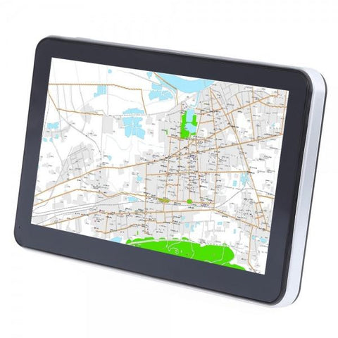 "7"" Car GPS Navigation Navigator with Bluetooth AV?North America Map?"