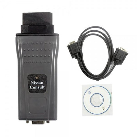 Consult 14 Pin Diagnostic Interface Tool RS232 for Nissan